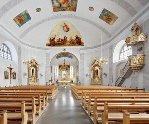 Gottesdienst 4. Adventsonntag aus der Pfarrkirche Sulzberg