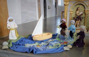 Hauskirche feiern – Begegnung mit dem Auferstandenen am See von Tiberias – 26. April 2020