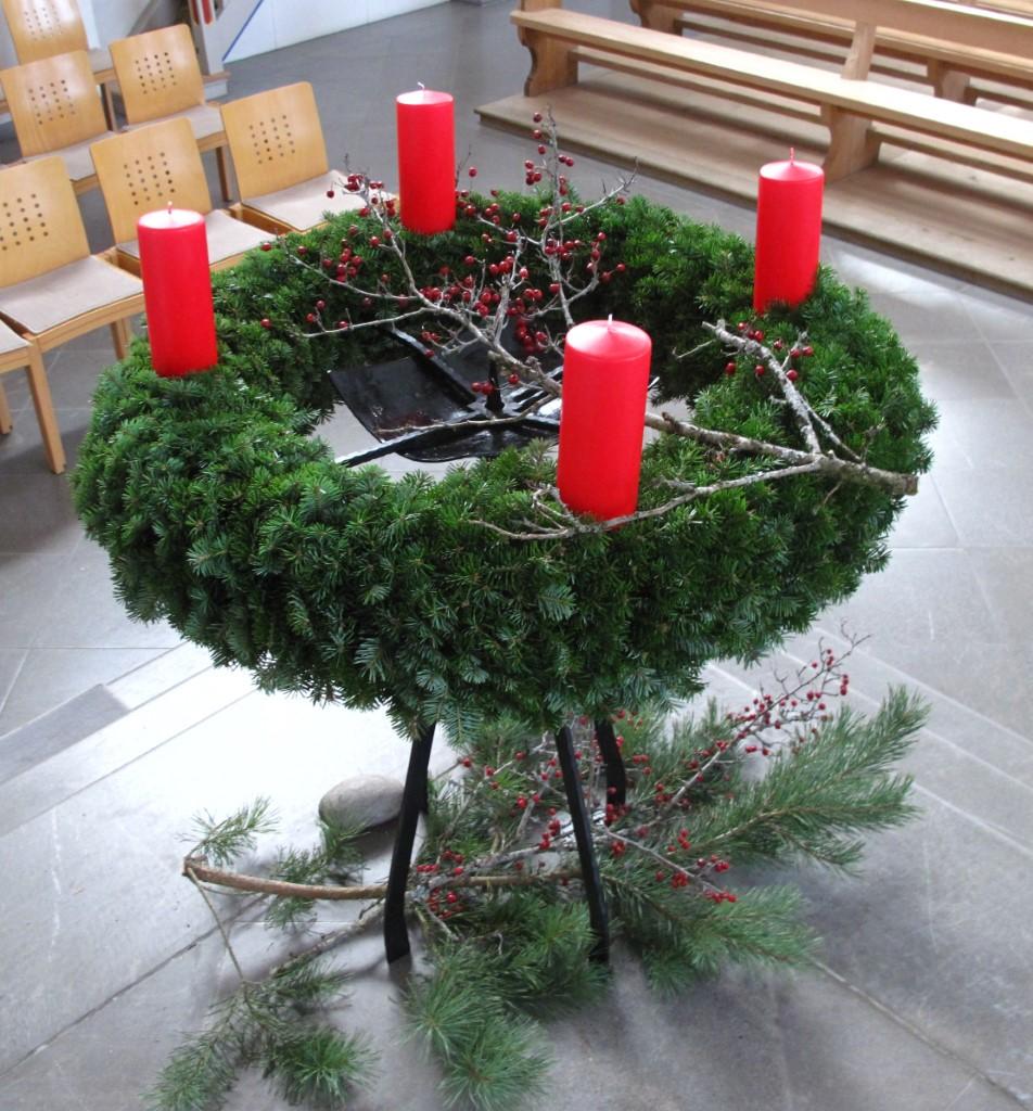 Hauskirche – 1. Adventsonntag