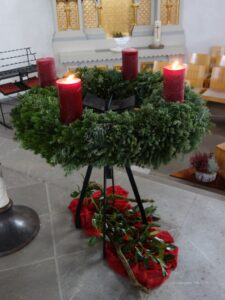 Advent in unserer Kirche