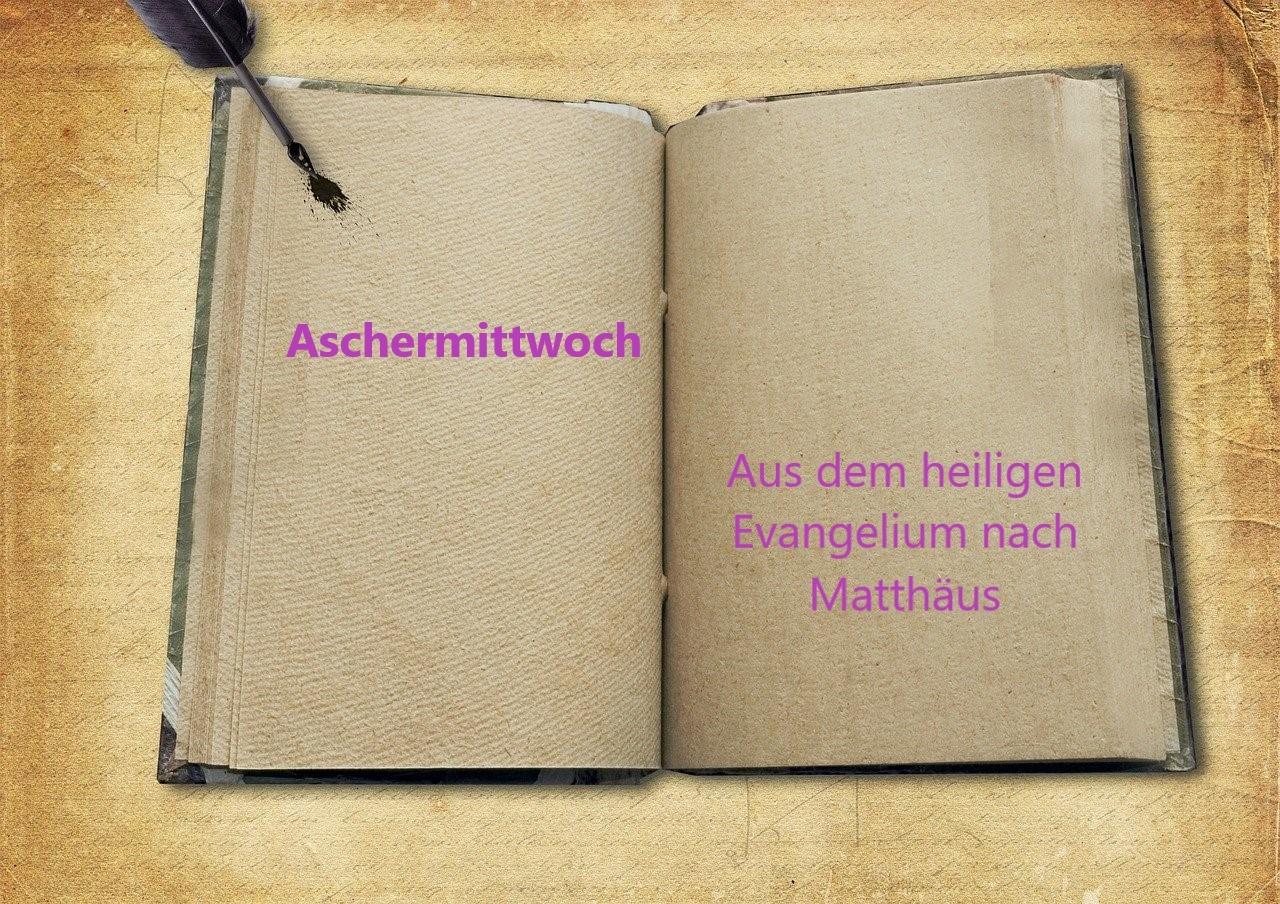Evangelium für dich und mich