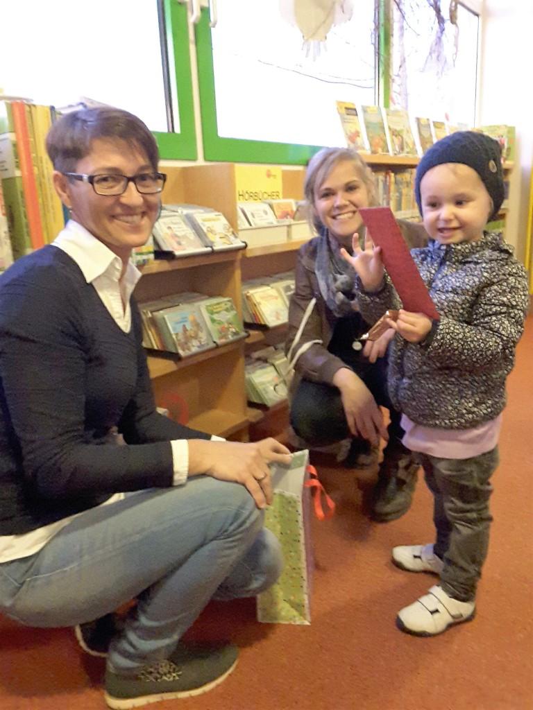 Service der Bücherei Sulzberg