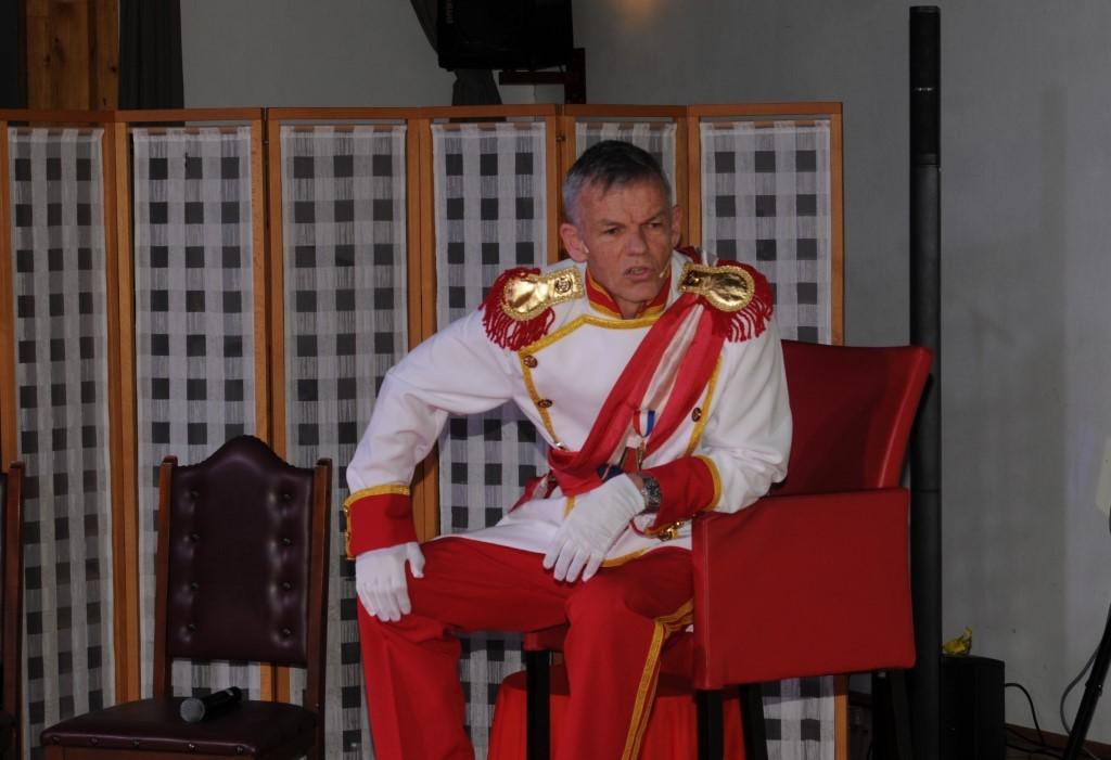 Ob der Pfarrball-Kaiser 2021 auch noch was zu sagen hat?