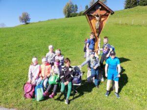 Read more about the article Erstkommunikanten auf dem Weg