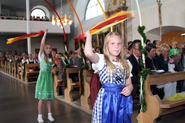Pfingsten belebt unsere Kirche