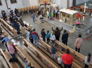 Read more about the article Kinderkirche – Lange Nacht der Kirchen