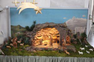 Read more about the article Weihnachtsgottesdienst aus der Pfarrkirche Sulzberg