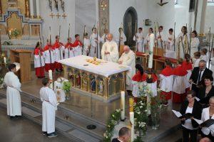 Vorgaben für kirchliche Feiern