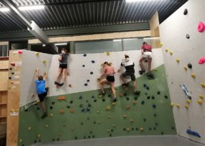 Read more about the article Mini – Bouldern