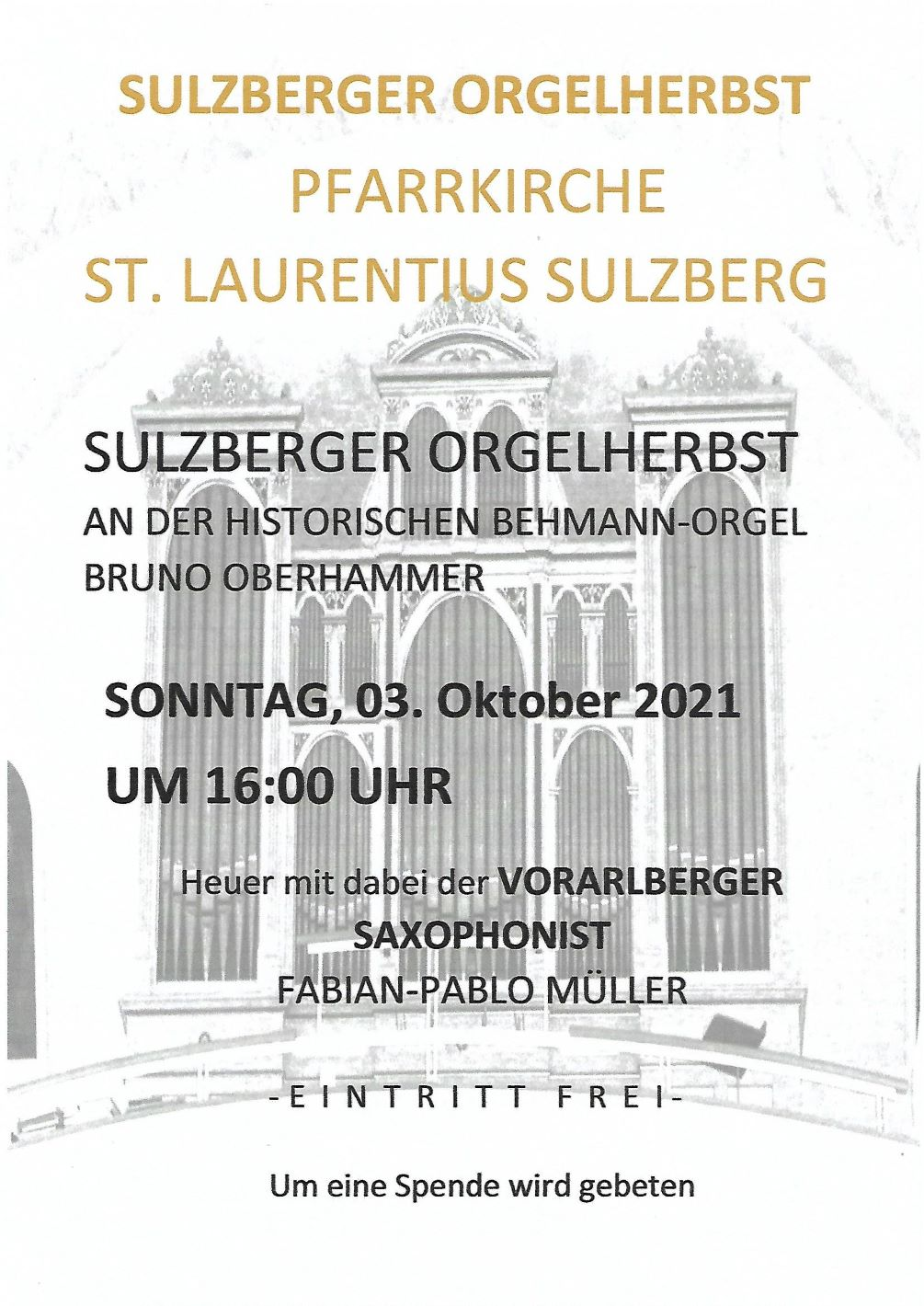 You are currently viewing Sulzberger Orgelherbst
