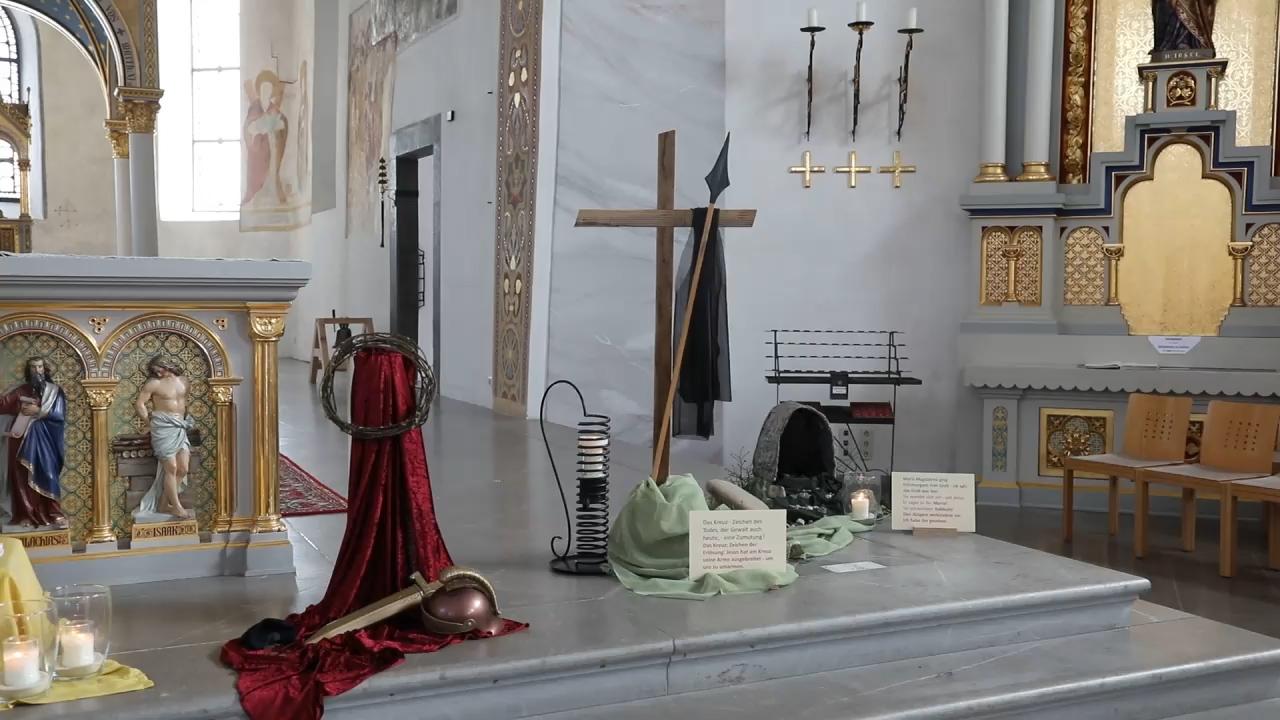 Osterbotschaft von Pfarrer Peter