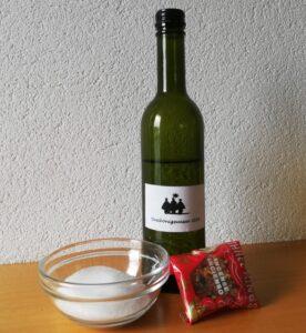 Read more about the article Salz- und Wasserweihe