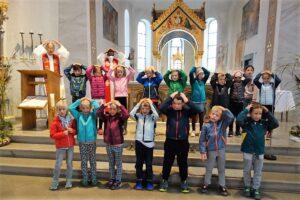 Read more about the article Schuleröffnungsgottesdienst der Volksschule