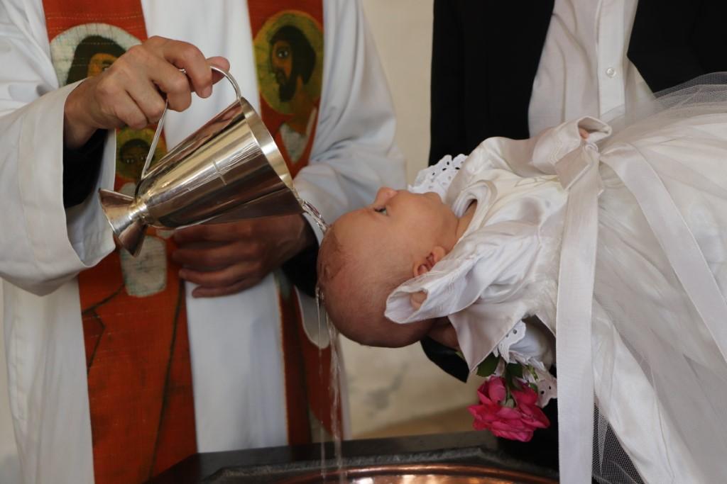 Hauskirche – Ich bin getauft